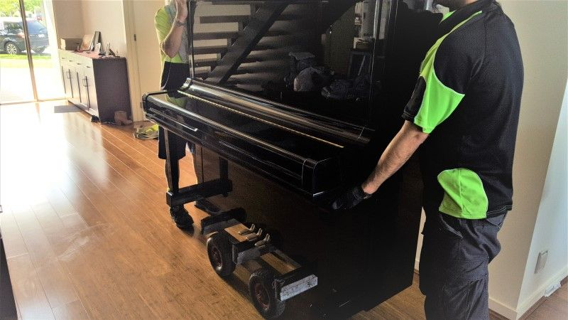 Piano Removalists in Australia