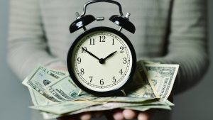 Time is money is our main assest