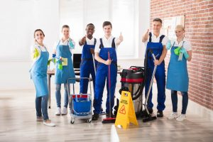 Benefits of cleaning services