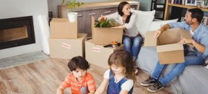 MOving House with kids by expert Cheap interstate Removalists company.