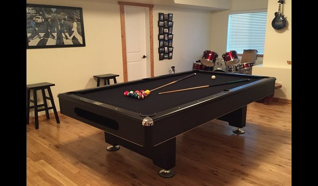 Experts' Guide On How To Move A Pool Table By Yourself?