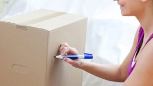 Label The Moving Box