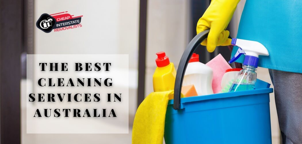 The Best Cleaning Services In Australia