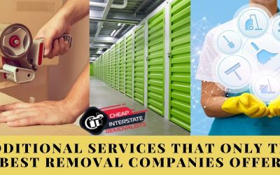 5 Additional Services That Only The Best Removal Companies Offers