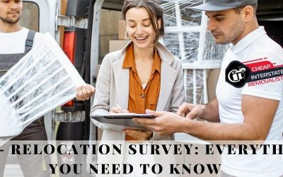 Pre – Relocation Survey: Everything You Need To Know