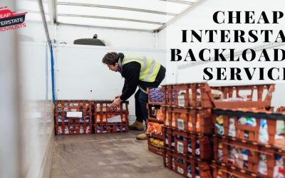 Cheap Interstate Backloading Service   The Best Customer-Driven Option For Short And Long-Distance Moving