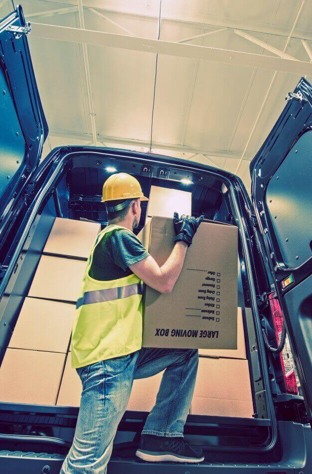 Interstate Removalist's Small Movers in Australia