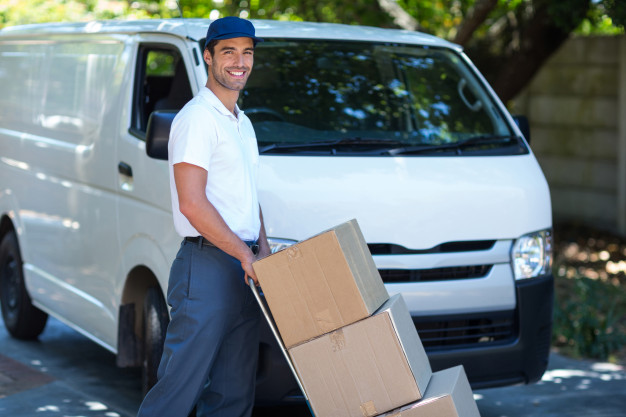 Man with a van Interstate Removalists in Brisbane