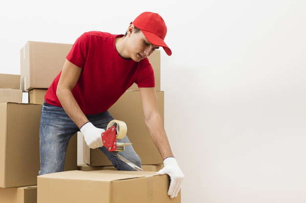 Interstate moving and packing service in Melbourne, Australia
