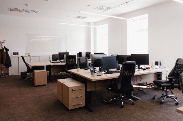 Perth office Interstate Removalists and re-installation service
